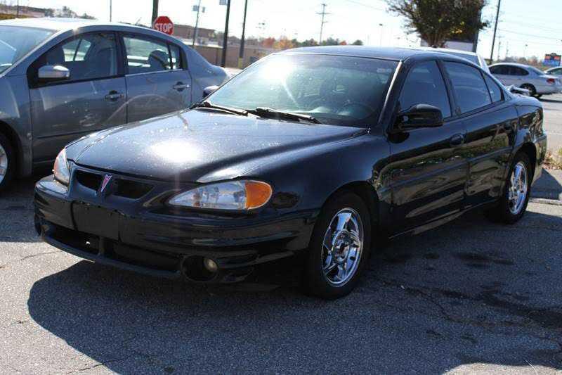 Pontiac Grand Am 2002 $1500.00 incacar.com