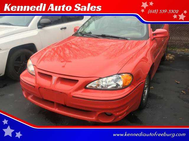 Pontiac Grand Am 2002 $3995.00 incacar.com