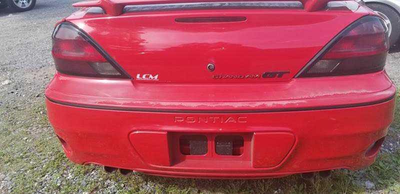 Pontiac Grand Am 2003 $500.00 incacar.com
