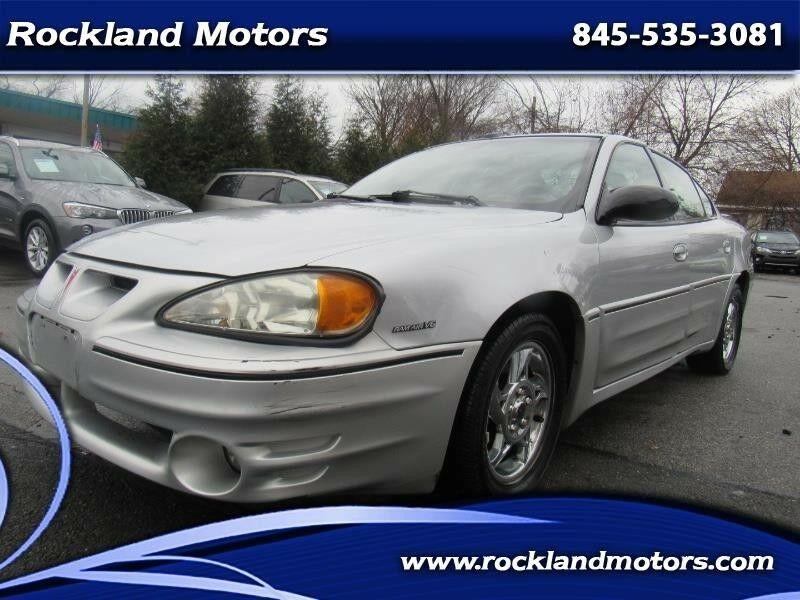 Pontiac Grand Am 2003 $4695.00 incacar.com