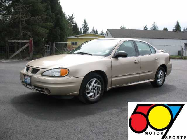 Pontiac Grand Am 2003 $2995.00 incacar.com