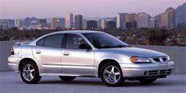 Pontiac Grand Am 2003 $754.00 incacar.com