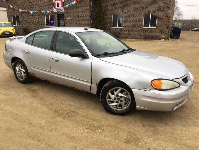 Pontiac Grand Am 2003 $1400.00 incacar.com