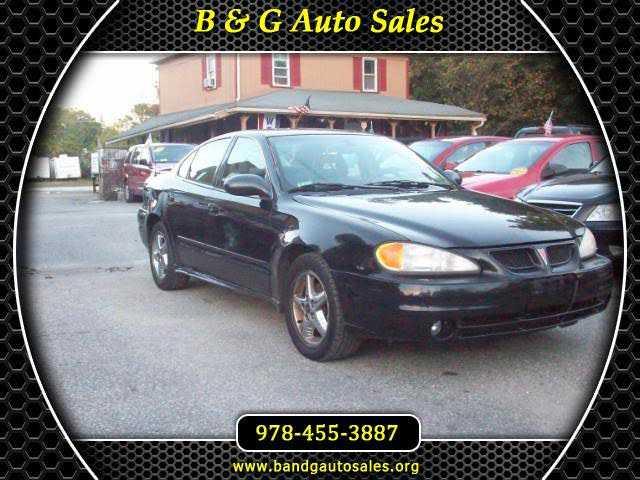 Pontiac Grand Am 2003 $1700.00 incacar.com