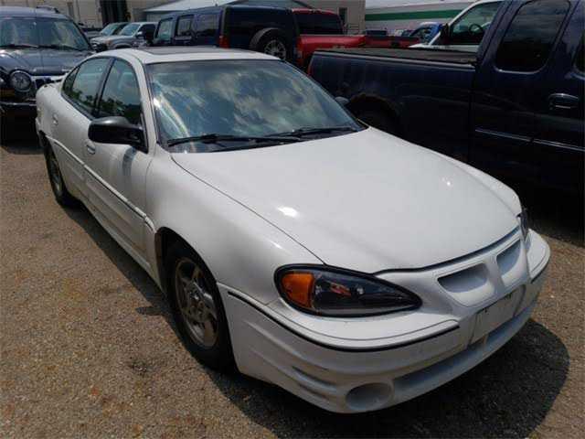 Pontiac Grand Am 2003 $1485.00 incacar.com