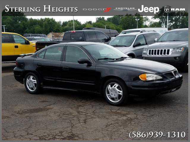 Pontiac Grand Am 2004 $3995.00 incacar.com