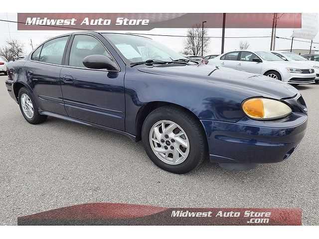 Pontiac Grand Am 2004 $899.00 incacar.com