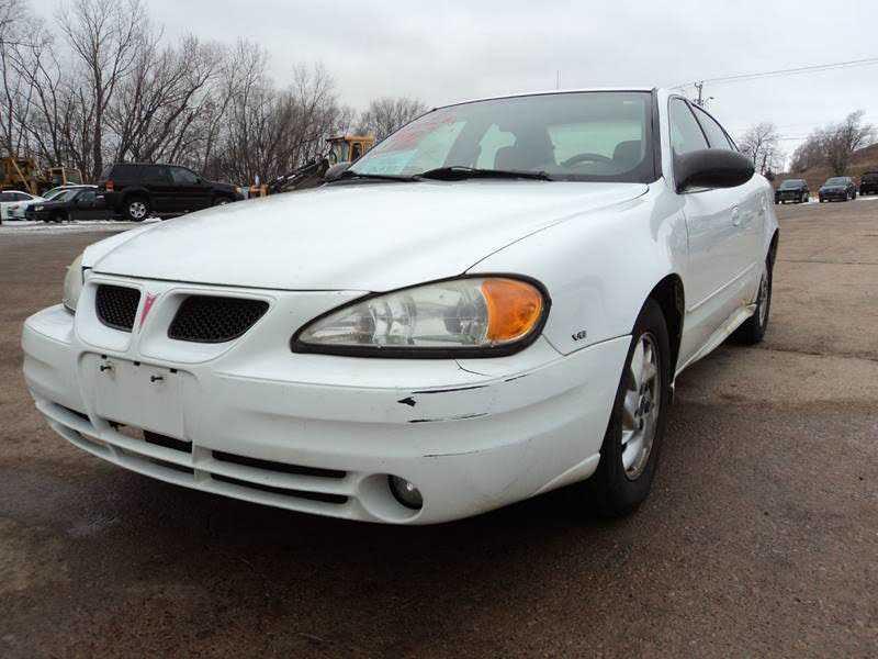 Pontiac Grand Am 2004 $999.00 incacar.com