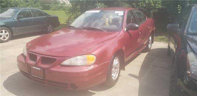 Pontiac Grand Am 2004 $1295.00 incacar.com