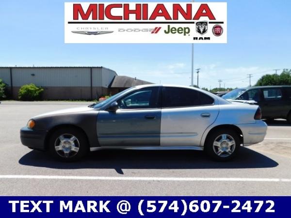 Pontiac Grand Am 2005 $3988.00 incacar.com