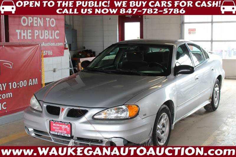 Pontiac Grand Am 2005 $1300.00 incacar.com