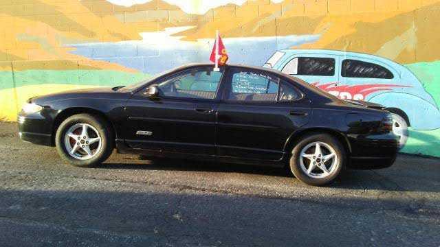 Pontiac Grand Prix 2000 $4990.00 incacar.com