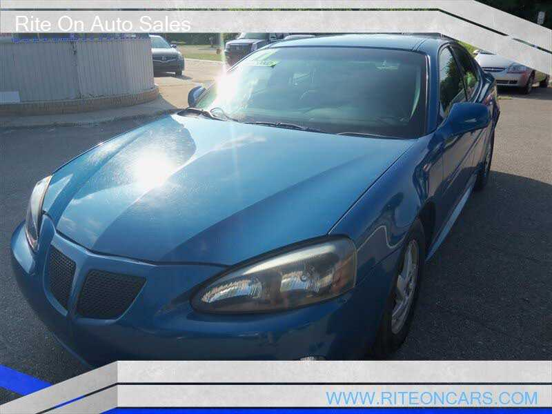 used Pontiac Grand Prix 2007 vin: 2G2WP552171195042