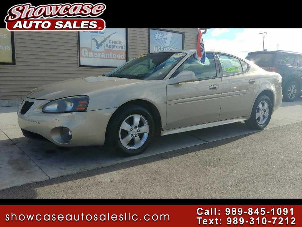 Pontiac Grand Prix 2008 $2495.00 incacar.com