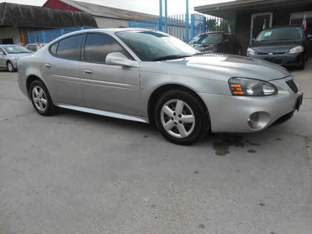 used Pontiac Grand Prix 2008 vin: 2G2WP552781154366