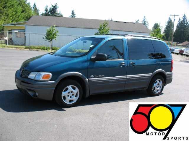 Pontiac Montana 2003 $2495.00 incacar.com