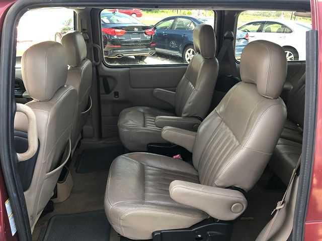 Pontiac Montana 2003 $1500.00 incacar.com