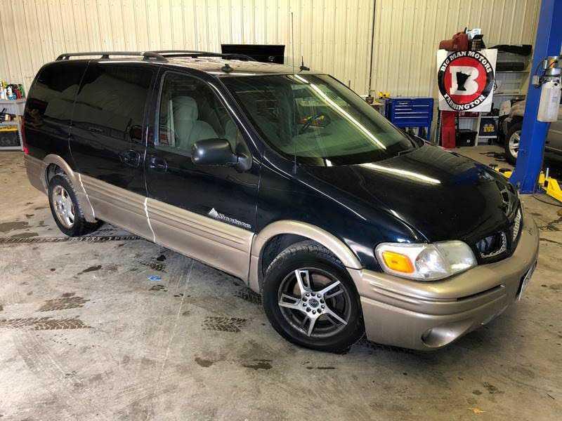 Pontiac Montana 2004 $1400.00 incacar.com