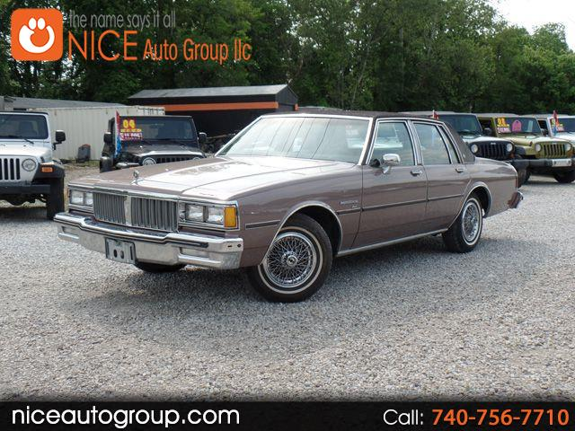 used Pontiac Parisienne 1984 vin: 2G2AT69H1E9705723