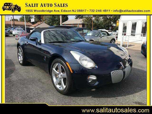 Pontiac Solstice 2006 $10998.00 incacar.com