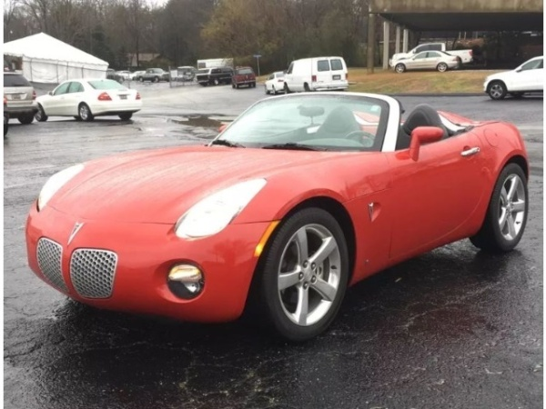 Pontiac Solstice 2006 $9290.00 incacar.com