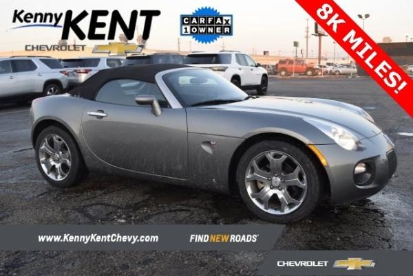 Pontiac Solstice 2007 $12591.00 incacar.com