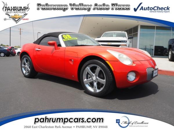 Pontiac Solstice 2008 $10942.00 incacar.com