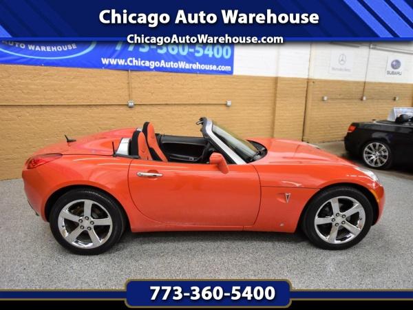 Pontiac Solstice 2008 $14988.00 incacar.com