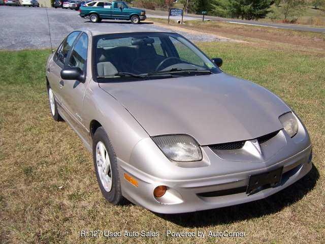 Pontiac Sunfire 2000 $1795.00 incacar.com