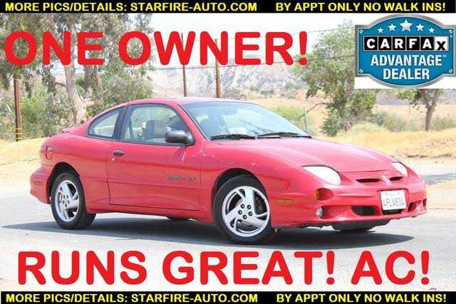 Pontiac Sunfire 2001 $2490.00 incacar.com