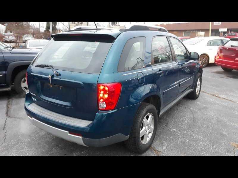 Pontiac Torrent 2007 $2784.00 incacar.com