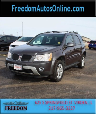 Pontiac Torrent 2008 $7998.00 incacar.com