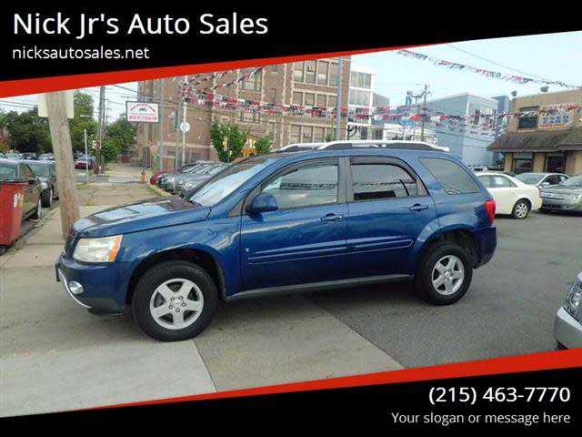 Pontiac Torrent 2008 $4995.00 incacar.com