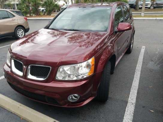 Pontiac Torrent 2008 $5495.00 incacar.com