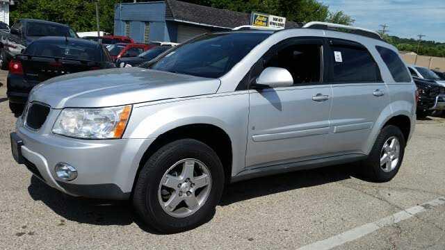 Pontiac Torrent 2009 $4995.00 incacar.com