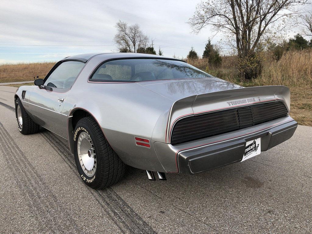 Pontiac Trans 1979 $16100.00 incacar.com