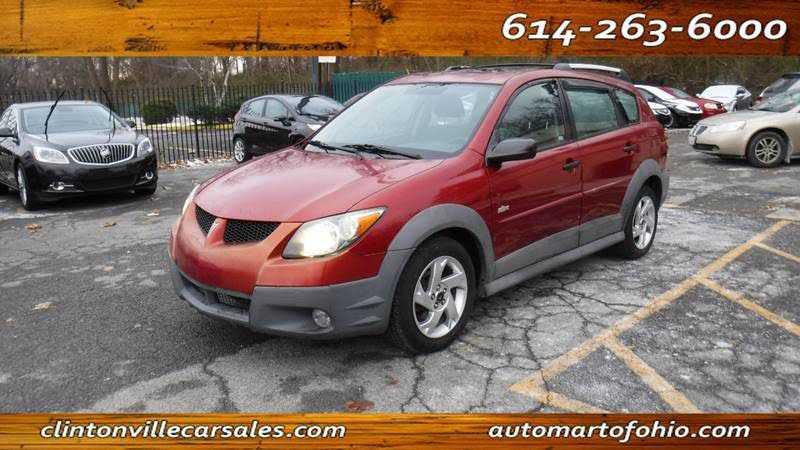 Pontiac Vibe 2004 $3995.00 incacar.com