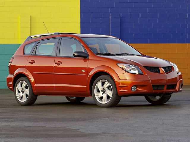 Pontiac Vibe 2004 $1740.00 incacar.com