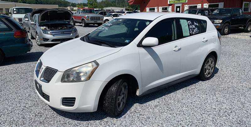Pontiac Vibe 2009 $2699.00 incacar.com