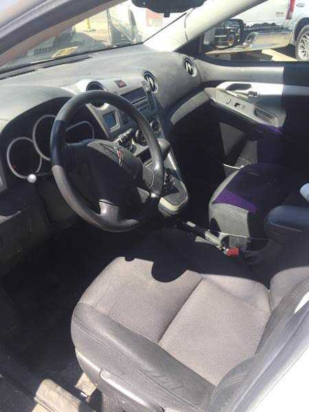 Pontiac Vibe 2009 $1995.00 incacar.com