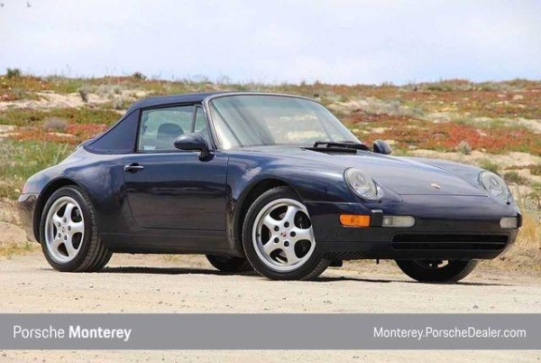 Porsche 911 Carrera 1997 $84991.00 incacar.com