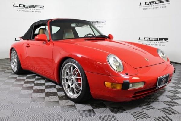 Porsche 911 Carrera 1997 $44990.00 incacar.com