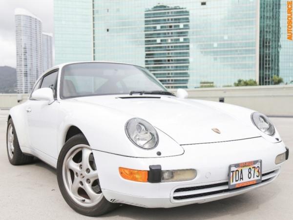 Porsche 911 Carrera 1997 $39995.00 incacar.com