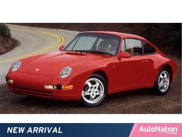 Porsche 911 Carrera 1997 $52995.00 incacar.com