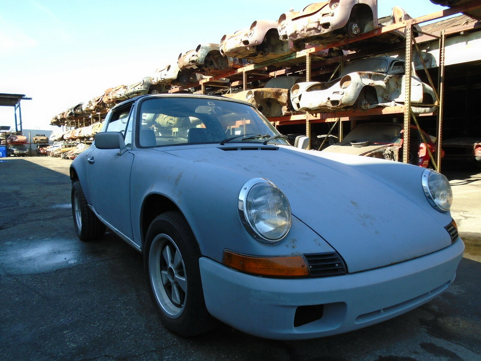 Porsche 911 1972 $42500.00 incacar.com