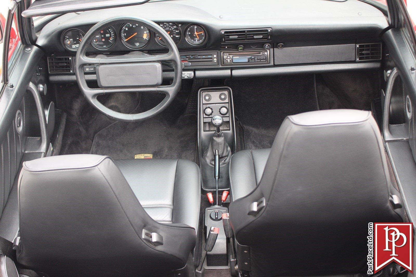 1987 Porsche 911 54950 00 For Sale In Bellevue Wa 98005