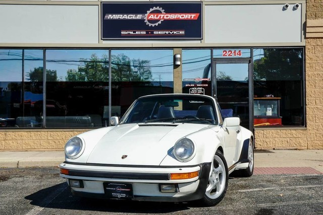 used Porsche 911 1988 vin: WP0EB093XJS070513