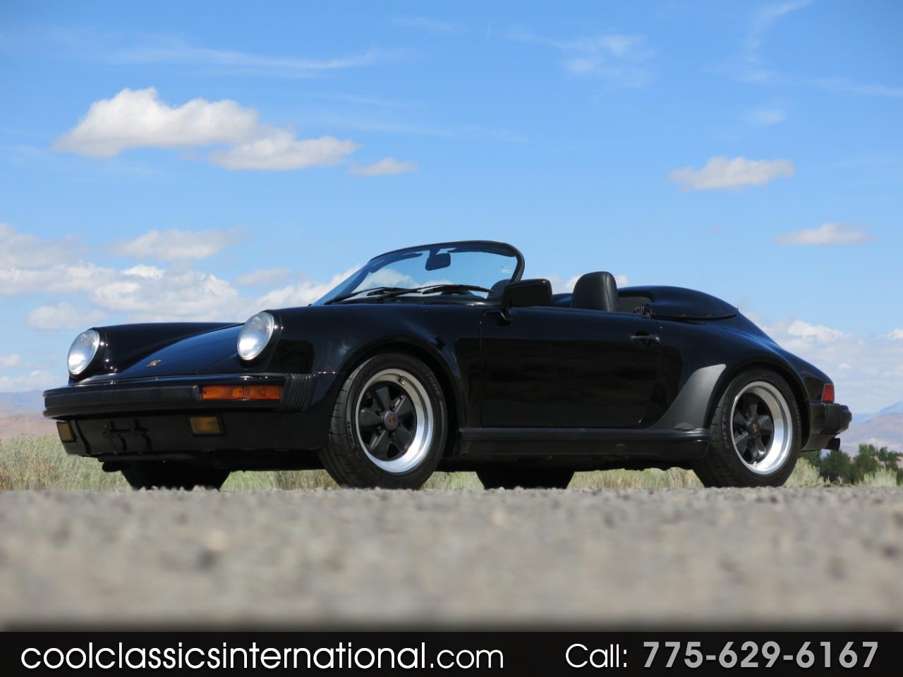 Porsche 911 1989 $175000.00 incacar.com