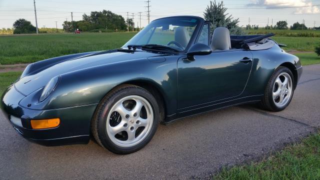 Porsche 911 1995 $49999.00 incacar.com