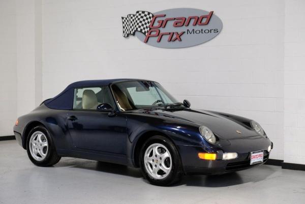 Porsche 911 1995 $69900.00 incacar.com